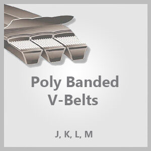 Poly Banded V-Belts